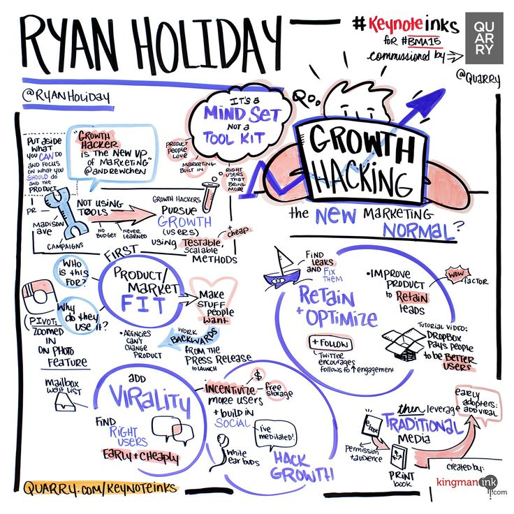 growth hacking marketing by Ryan Holiday