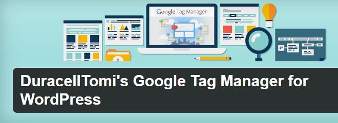 DuracellTomis Google Tag Manager for WordPress seo plugin