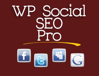 WP social seo pro plugin